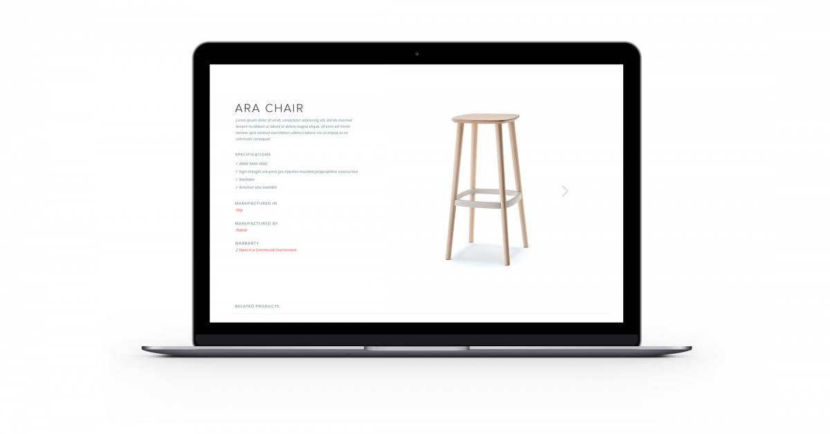 That Marketing Company_Identity Furniture_Website5